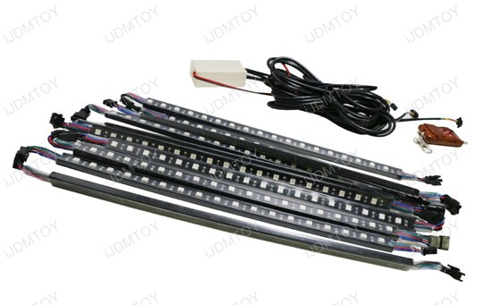 LED Underbody Lighting Kit 02