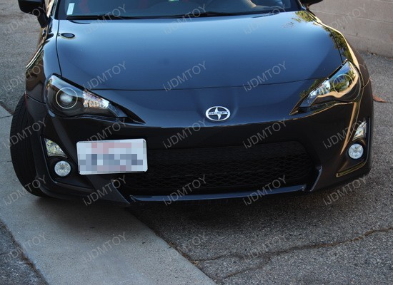 Scion FR-S Subaru BRZ LED Fog Lights