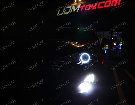 Scion FR-S High Power LED Fog Light Kit