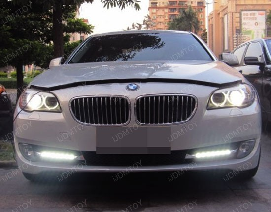 High Power LED Daytime Running Lights For BMW F10 5 Series