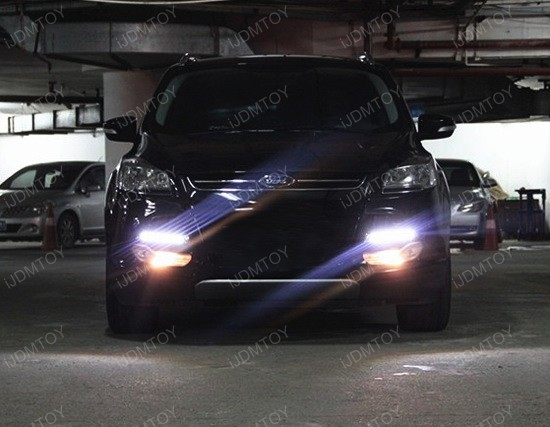 Ford Escape Direct Fit LED Daytime Running Lights