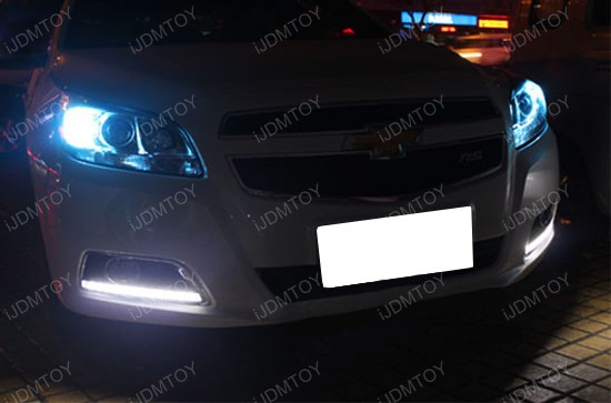 Chevrolet Malibu High Led Daytime Running Lights Kit