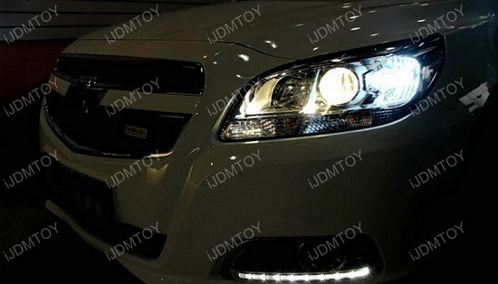 High Led Daytime Running Lights For Chevy Malibu