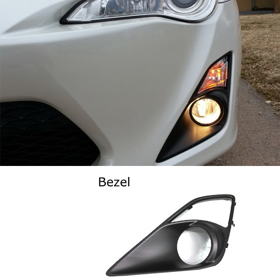 Scion FR-S Fog Light Bezel