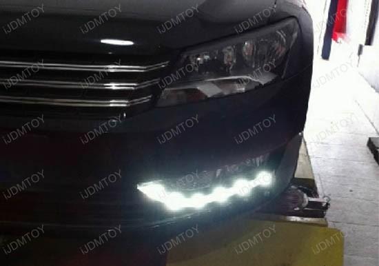 Volkswagen Passat LED Daytime Running Lights