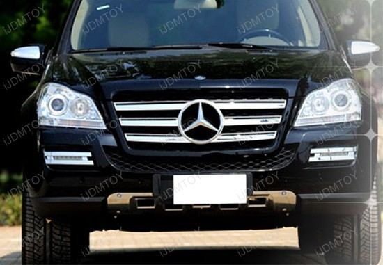 High Power LED Daytime Running Lights For Mercedes GL-Class