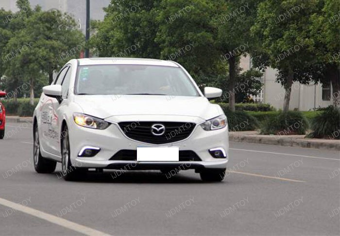 Mazda6 LED Daytime Running Lights