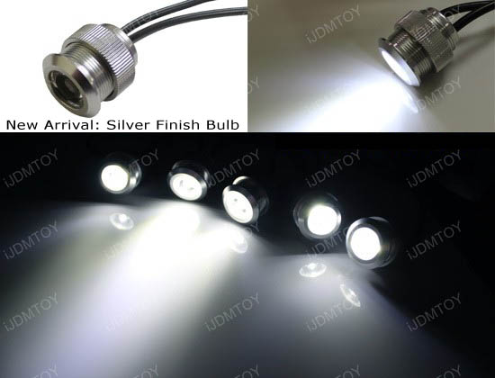 10W Flexible LED Daytime Running Lights