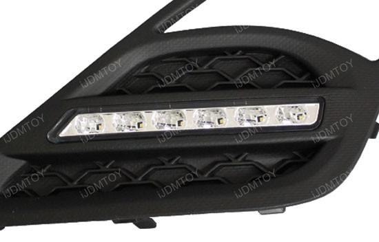 Scion FR-S LED Daytime Running Lights