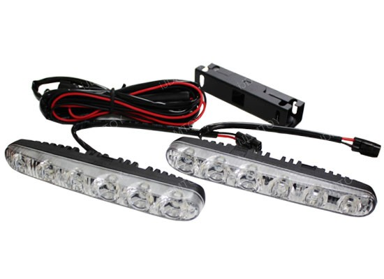 Philips Style Universal Fit LED Daytime Running Lights