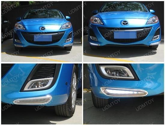 Mazda3 LED Daytime Running Lights