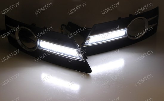 2009-2011 Volkswagen CC LED Daytime Running Lights