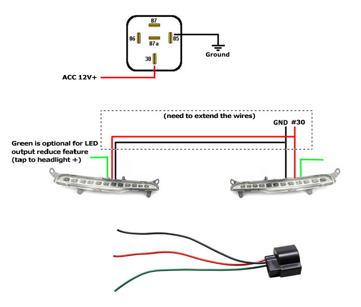 car headlights wiring diagram get free image about wiring diagram