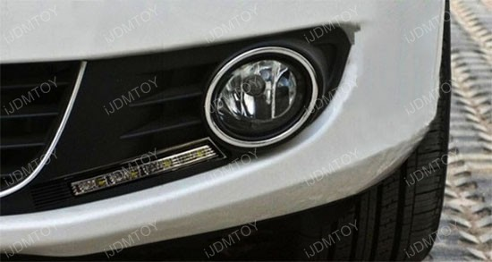 Volkswagen Golf 6 LED Daytime Running Lights