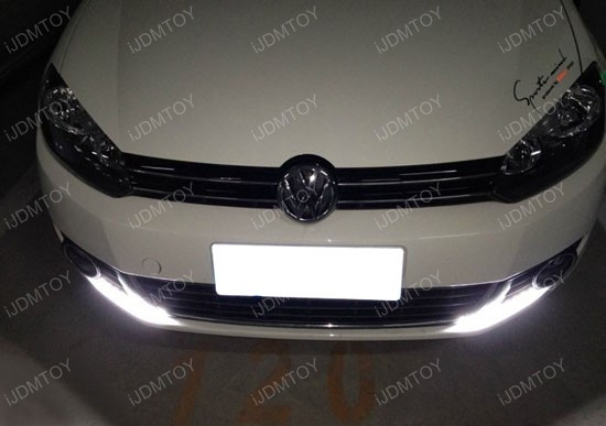 Volkswagen Golf LED DRL 2