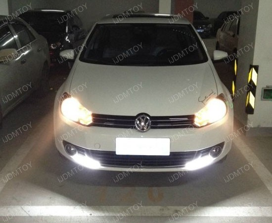 Volkswagen Golf LED DRL 3