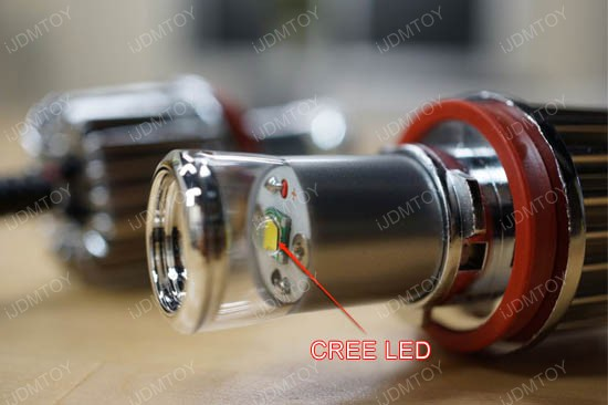 iJDMTOY 10W High Power CREE LED Replacement Bulbs Kit