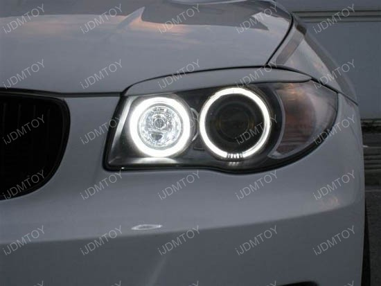 360 Degree Design 20w Cree H8 Led Bmw Angel Eyes For 1 3 5 X Series
