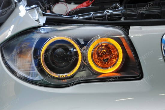CREE 20W High Power LED BMW Angel Eyes