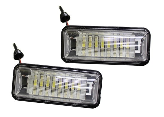 Scion FR-S Subaru BRZ LED License Plate Lamps