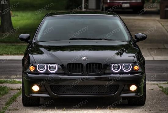 15W CREE High Power BMW Angel Eyes