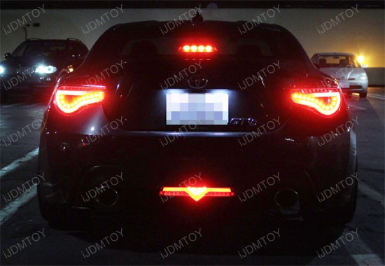 Scion FR-S Subaru BRZ LED Brake/Revers Lamp