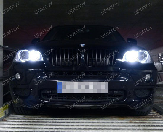 CREE 80W High Power LED BMW Angel Eyes