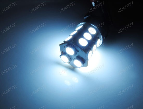 21-SMD 360 Degrees 3156 3157 (aka 3056 3357 3457 4157) LED Bulbs