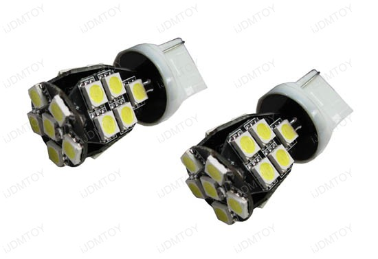 Error Free 7440 LED Bulbs