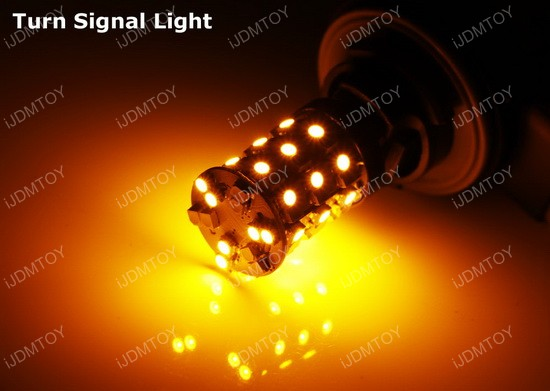 7334 T20 White/Yellow Switchback LED Trun Signal Lights
