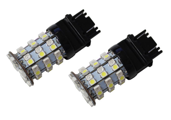 Switchback 7443 (aka 7441 7444) LED Turn Signal Light Bulbs