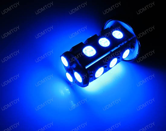 18-SMD 5050 S25 1156 1157 LED Signal  Backup Light Bulbs