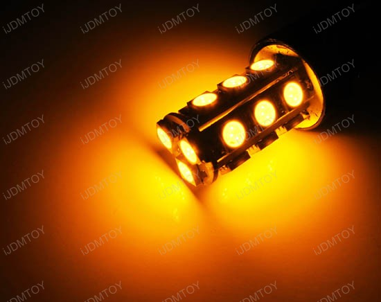 18-SMD 5050 3156 3157 LED Sgnal Bckup Lght Bulbs