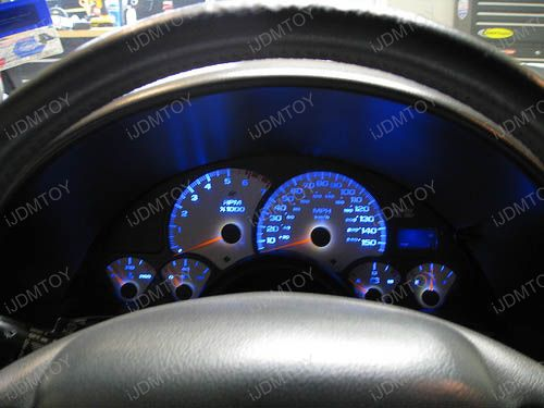 Installation DIY Guide for LED Gauge Cluster Dashboard Lights