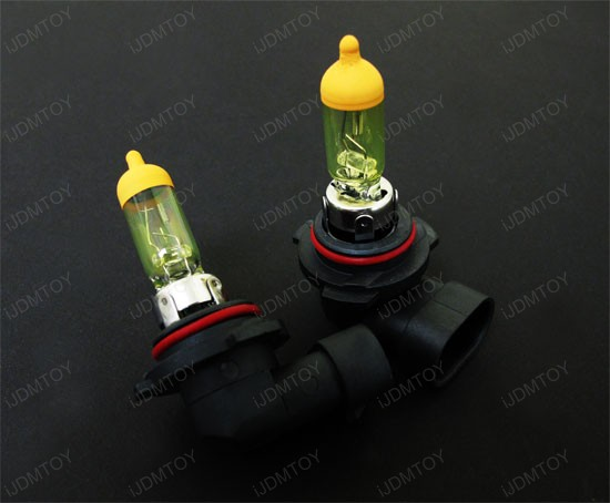 Super Yellow Halogen Xenon Bulbs