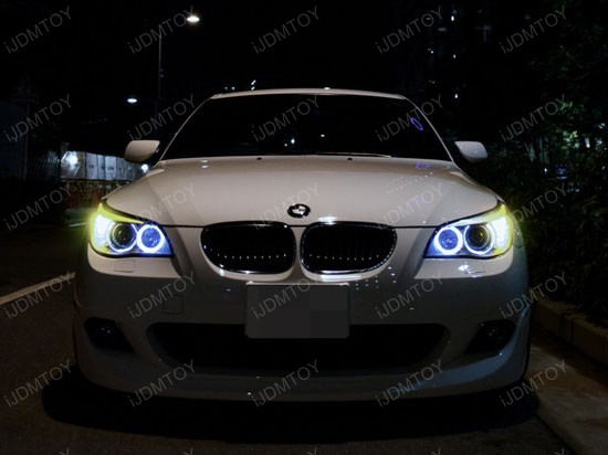 10W CREE High Power BMW Angel Eyes