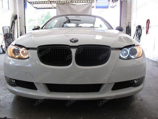 Error Free BMW Angel Eye H8 Ring Marker LED Bulbs