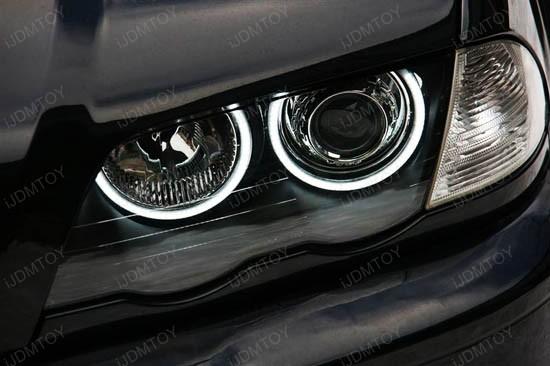 BMW E46 3 Series LED Angel Eyes