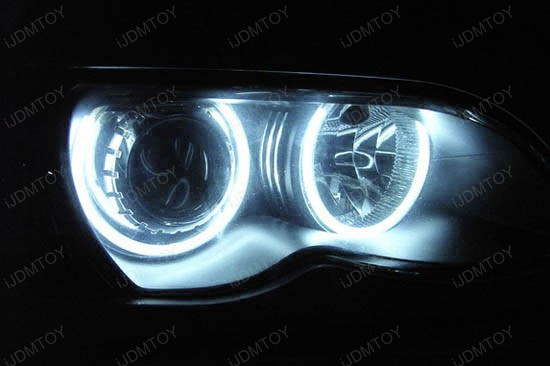 BMW E46 3 Series LED Angel Eyes