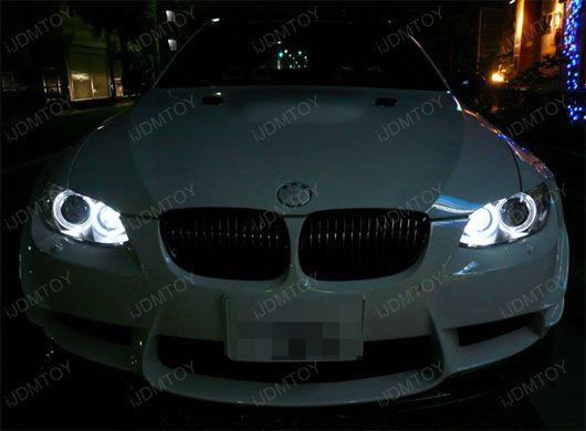 Bmw Angel Eyes Led Angel Eye Bulbs For Bmw E90 E92 328i 335i M3 Etc
