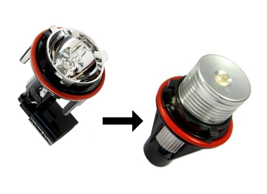 BMW Angel Eyes LED Marker Bulbs
