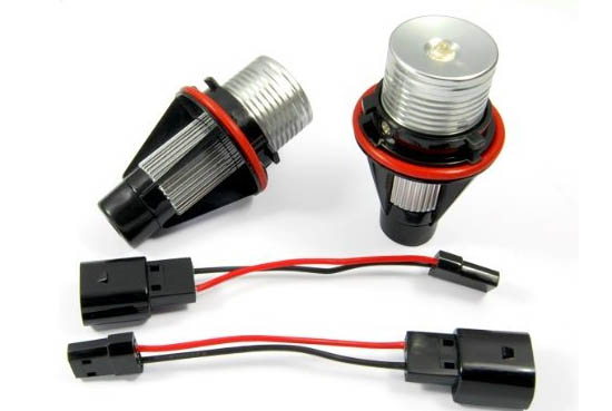 High Power LED BMW Angel Eyes Ring Marker Bulbs