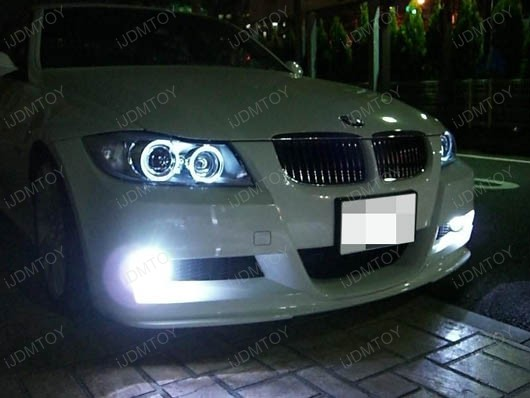 BMW Angel Eyes Ring Marker LED Bulbs