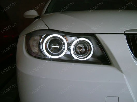 Bmw Angel Eyes Led Upgrade Bulbs Bmw E90 E91 3 325i 328i