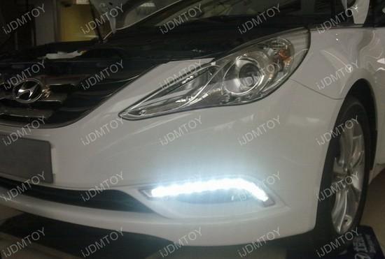 Hyundai Sonata LED Daytime Running Lights