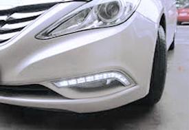 how to install hyundai sonata direct fit led daytime 2009 hyundai accent headlight wiring diagram 05 Hyundai Accent