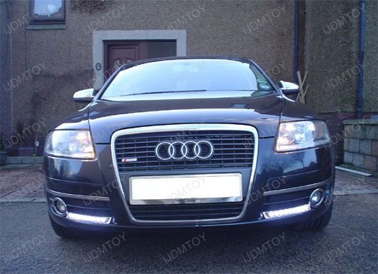 Audi Style LED Daytime Running Lights DRL