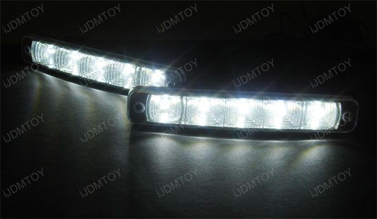 5-Light LED Daytime Running Light