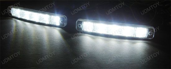 5-Light LED Daytime Running Lights