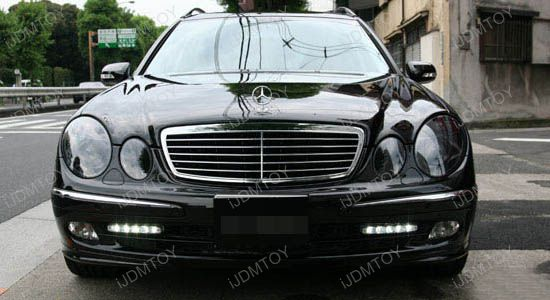 Mercedes Brabus LED Daytime Running Lights DRL